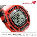 ニューバランス 腕時計 GPS機能 ランニングウォッチ デジタル EX2 906 レッド new balance EX2-906-001【あす楽対応】