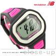 ニューバランス new balance 腕時計 ランニングウォッチ デジタル STYLE 500 ブラック×ピンク ST-500-002【あす楽対応】