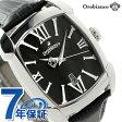 【ウレタンベルト プレゼント♪】オロビアンコ Orobianco タイムオラ メンズ 腕時計 レッタンゴラ 日本製 OR-0012-3