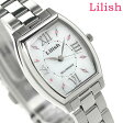 シチズン Q&Q リリッシュ 電波ソーラー レディース H041-900 CITIZEN Lilish 腕時計 ホワイト