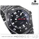 [新品][2年保証][送料無料]チュチマ パシフィック ダイバーズ 自動巻き 677-31 ドイツ製 TUTIMA メンズ 腕時計 ブラック