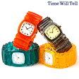 タイムウィルテル レディース 腕時計 キャンディ TIME WILL TELL 選べるモデル