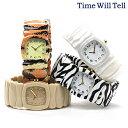 タイムウィルテル レディース 腕時計 マディソン TIME WILL TELL 選べるモデル