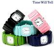 タイムウィルテル レディース 腕時計 スタンダードカラー TIME WILL TELL 選べるモデル