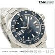 タグホイヤー メンズ 腕時計 アクアレーサー 500 M キャリバー5 自動巻き 43 MM ブルー TAG Heuer WAJ2112.BA0870 新品【あす楽対応】