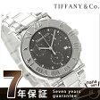 ティファニー アトラス クロノグラフ メンズ Z0002.32.10A11A00A TIFFANY&Co. 腕時計 クオーツ ブラック 新品