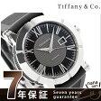 ティファニー アトラス ジェント 42mm 自動巻き メンズ 腕時計 Z1000.70.12A10A91A TIFFANY&Co. ブラック ラバーベルト 新品