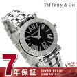 ティファニー アトラス 30mm レディース 腕時計 Z1300.11.11A10A00A TIFFANY&Co. クオーツ ブラック メタルベルト 新品