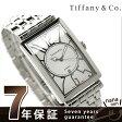 ティファニー ギャラリー 26mm 自動巻き メンズ 腕時計 Z3002.68.10A21A00A TIFFANY&Co. シルバー メタルベルト 新品