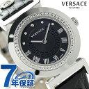 ヴェルサーチ バニティ スイス製 レディース 腕時計 P5Q99D009S009 VERSACE ブラック 新品