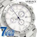 ヴェルサーチ ミスティック スポーツ クロノグラフ スイス製 VFG090013 VERSACE 腕時計 新品