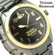 ヴィヴィアン・ウエストウッド 腕時計 セイントジェームス Vivienne Westwood VV049BKGR【あす楽対応】
