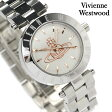 ヴィヴィアン・ウエストウッド 腕時計 レディース シルバー Vivienne Westwood VV092SL