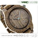 ウィーウッド アロー クオーツ 木製 腕時計 9818046 WEWOOD ナット