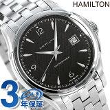 ハミルトン 自動巻き ジャズマスター ビューマチック H32515135 HAMILTON 腕時計 Jazzmaster Viewmatic ブラック