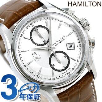 HAMILTON Hamilton Jazzmaster Auto Chrono jazzmaster auto Chrono mens watch H32616553