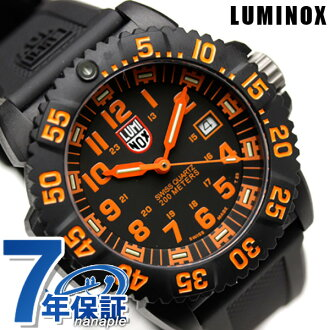 Luminox LUMINOX Navy Seals colormark series 3050 series Orange 3059