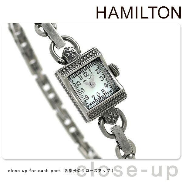 ハミルトン 腕時計 HAMILTON H31221713 レディ ハミルトン ヴィンテージ 時計【あす楽対応】
