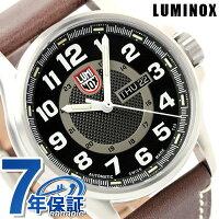 ルミノックスLUMINOXフィールドスポーツオートマチック腕時計レザーベルトブラック1801