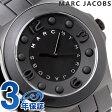 マーク バイ マーク ジェイコブス MARC by MARC JACOBS メンズ 時計 Pelly オールブラック MBM2510