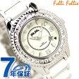 フォリフォリ Folli Follie 腕時計 レディース セラミック ジルコニア ホワイト WF5T138BDW