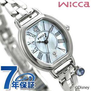 シチズン ウィッカ Disneyコレクション シンデレラ 限定モデル KP2-515-71 CITIZEN ディズニー レディース 腕時計 時計【あす楽対応】