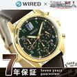セイコー 進撃の巨人 リヴァイ 限定モデル メンズ 腕時計 AGAT712 SEIKO WIRED【あす楽対応】