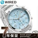 楽天腕時計のななぷれセイコー ワイアード ペアスタイル クロノグラフ 限定モデル AGAT715 SEIKO WIRED 腕時計