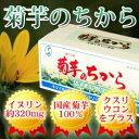 菊芋のちから キクイモのイヌリンとウコンのクルクミンのWパワー【k1】