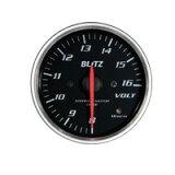 BLITZ/ブリッツレーシングメーターSD電圧計