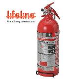 IRS/アイアールエスライフライン AFFF水溶性フィルムフォーム 手動式消火器 AFFF175H