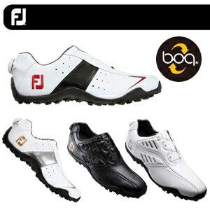 【即納】 FOOTJOY(フットジョイ) EXL Boa スパイクレスシューズ(日本正規品) 【2014-2015モデル】Boaクロージャーシステム搭載!信頼性の高い品質