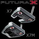 【即納】 タイトリスト スコッティキャメロン FuturaX7/X7M(フューチュラX7/X7M)パター (日本正規品)