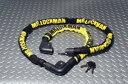 【REIT・レイト商会】【Mr.LOCKMAN・ミスターロックマン】ML-114 ドッキングロックミニ ブラック/イエロー