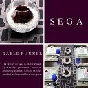 SEGA /セガ テーブルランナー 幅30cm×長さ210c...