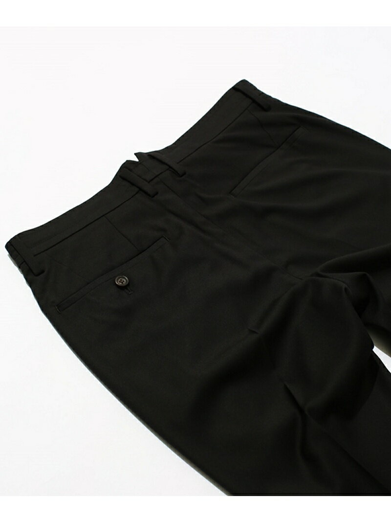 GROUND・FLOORドレスコードスラックスナノユニバース【送料無料】