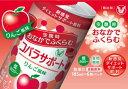 【大正製薬】コバラサポート りんご風味 185gx6缶パック