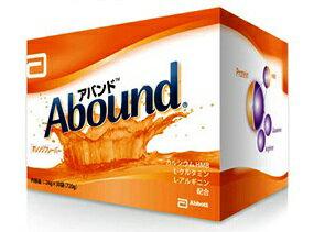 アバンド オレンジ フレーバー アボット ジャパン