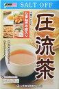 山本漢方 圧流茶10gx24バッグ