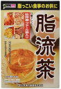 山本漢方 脂流茶10gx24バッグ