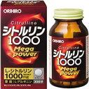 オリヒロ シトルリン1000MegaPower 240粒(3...