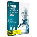 キヤノンITソリューションズ ESET NOD32アンチウイルス 2014 Windows/Mac対応 5年3ライセンス(CITS-ND07-043) 目安在庫=△