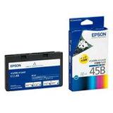 純正品 EPSON (エプソン) インクカートリッジ(大容量) ICCL45B (ICCL45B) 目安在庫=○[メール便対象商品]