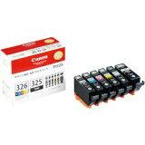 純正品 Canon キャノン BCI-326+325/6MP インクタンク マルチパック (4713B002) 目安在庫=○