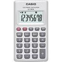 カシオ計算機 カシオ 電卓 8桁 カード型電卓 8桁 LC-797A メーカー在庫品[メール便対象商品]