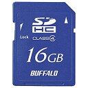 バッファロー RSDC-S16GC4B Class4 SDHCカード 16GB 目安在庫 △