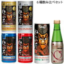 シャイニー 青森の味!青森りんごジュース6種 飲み比べセット(シャイニー) 目安在庫 ○