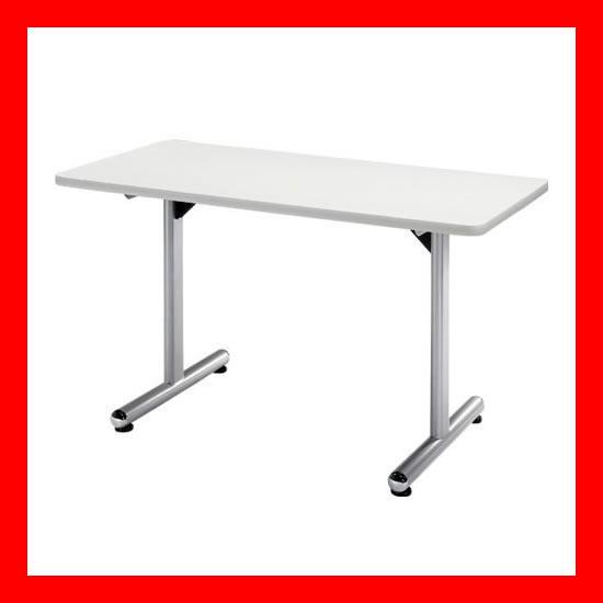 【 ジョインテックス 】 テーブル KS-1260 W ホワイト ジョインテックスのミーティングテーブルがお買い得!!