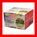 エネックス株式会社 リサイクルインクEC325326B-5P 5色パック