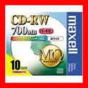 日立マクセル CD−RW 700MB 80PW.S1P10S 10枚